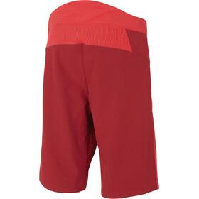 Ziener Ebner Shorts Men garnet red